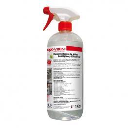 Desinfectante Ox-Virin Presto Al Uso Pulverizador 1L