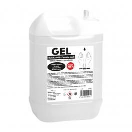 Garrafa 5 Litros Gel Hidroalcohólico 75% Alcohol