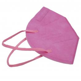Mascarillas Ffp2 Color Rosa (Caja 10Ud)
